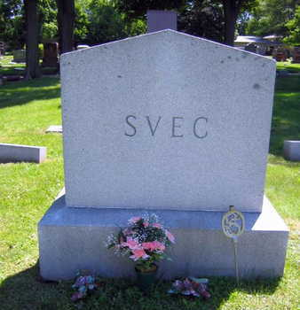 SVEC, FAMILY STONE - Linn County, Iowa | FAMILY STONE SVEC