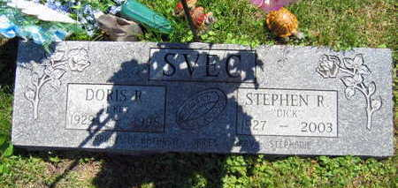 SVEC, STEPHEN R. - Linn County, Iowa | STEPHEN R. SVEC