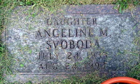 SVOBODA, ANGELINE M. - Linn County, Iowa | ANGELINE M. SVOBODA