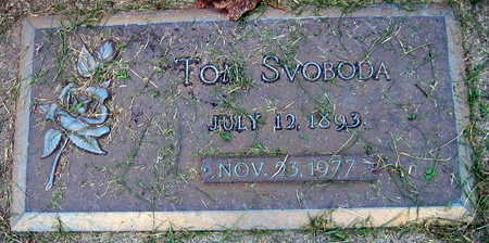 SVOBODA, TOM - Linn County, Iowa | TOM SVOBODA