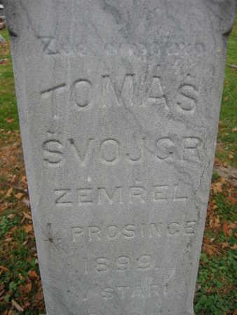 SVOJCR, TOMAS, SR. - Linn County, Iowa | TOMAS, SR. SVOJCR
