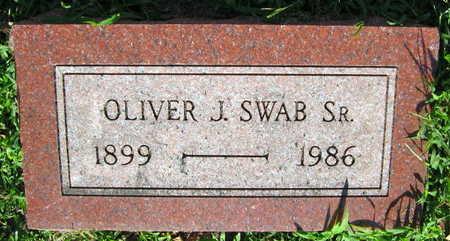 SWAB, OLIVER J. SR. - Linn County, Iowa | OLIVER J. SR. SWAB