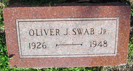 SWAB, OLIVER J. JR. - Linn County, Iowa | OLIVER J. JR. SWAB