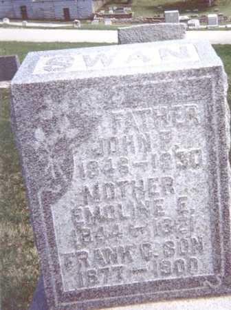 SWAN, JOHN P. - Linn County, Iowa | JOHN P. SWAN
