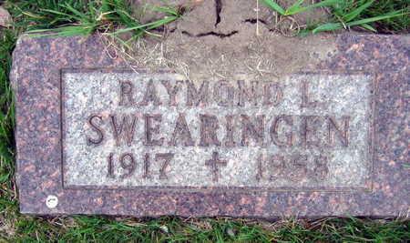 SWEARINGEN, RAYMOND L. - Linn County, Iowa | RAYMOND L. SWEARINGEN