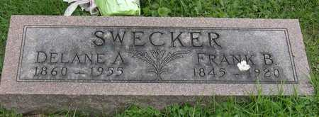 SWECKER, FRANK B. - Linn County, Iowa | FRANK B. SWECKER
