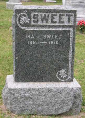 SWEET, IRA J. - Linn County, Iowa | IRA J. SWEET