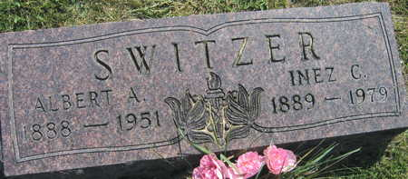 SWITZER, ALBERT A. - Linn County, Iowa | ALBERT A. SWITZER