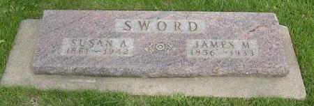 SWORD, JAMES M. - Linn County, Iowa | JAMES M. SWORD