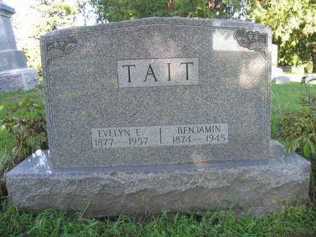 TAIT, EVELYN E. - Linn County, Iowa | EVELYN E. TAIT