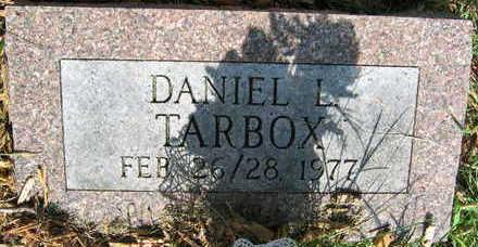 TARBOX, DANIEL L. - Linn County, Iowa | DANIEL L. TARBOX