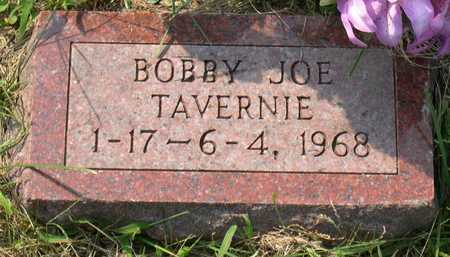 TAVERNIE, BOBBY JOE - Linn County, Iowa | BOBBY JOE TAVERNIE
