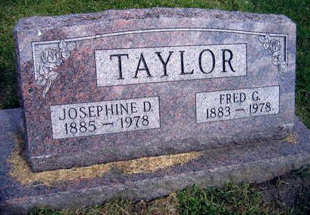 TAYLOR, FRED G. - Linn County, Iowa | FRED G. TAYLOR