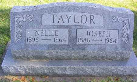 TAYLOR, NELLIE - Linn County, Iowa | NELLIE TAYLOR