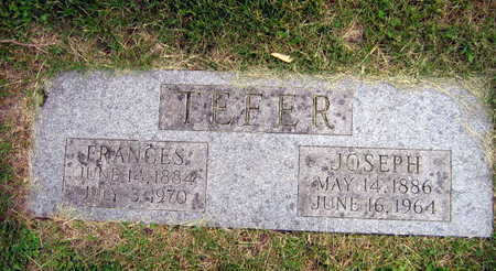 TEFER, JOSEPH - Linn County, Iowa | JOSEPH TEFER