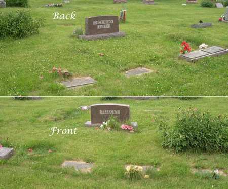 TELECKY DICKINSON SMITH, FAMILY STONE - Linn County, Iowa | FAMILY STONE TELECKY DICKINSON SMITH