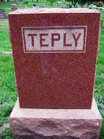 TEPLY, FAMILY STONE - Linn County, Iowa | FAMILY STONE TEPLY