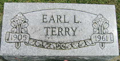 TERRY, EARL L. - Linn County, Iowa | EARL L. TERRY