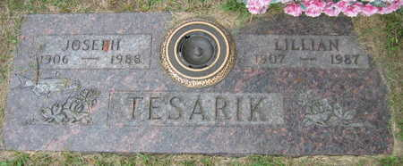TESARIK, LILLIAN - Linn County, Iowa | LILLIAN TESARIK