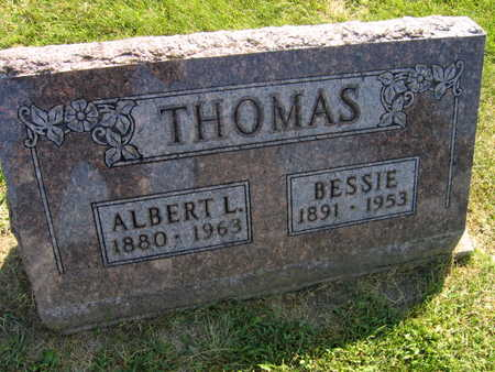 THOMAS, ALBERT L. - Linn County, Iowa | ALBERT L. THOMAS
