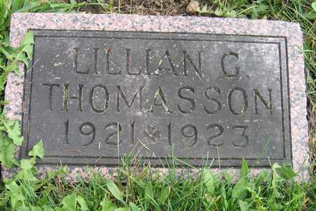 THOMASSON, LILLIAN G. - Linn County, Iowa | LILLIAN G. THOMASSON