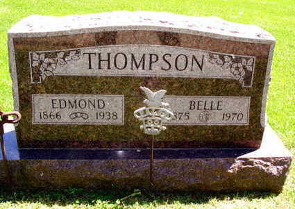 THOMPSON, EDMOND - Linn County, Iowa | EDMOND THOMPSON