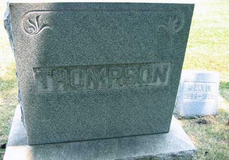 THOMPSON, FAMILY STONE - Linn County, Iowa | FAMILY STONE THOMPSON