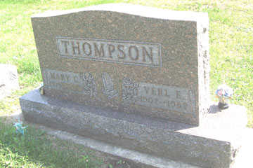 THOMPSON, VERLE - Linn County, Iowa | VERLE THOMPSON