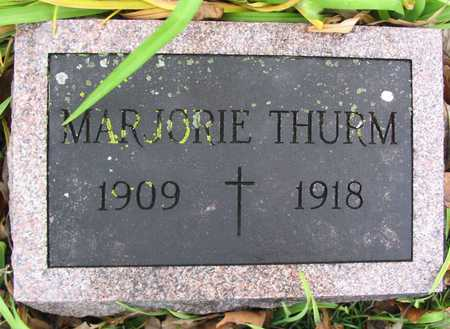 THURM, MARJORIE - Linn County, Iowa | MARJORIE THURM