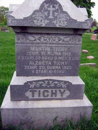 TICHY, MARTIN - Linn County, Iowa | MARTIN TICHY