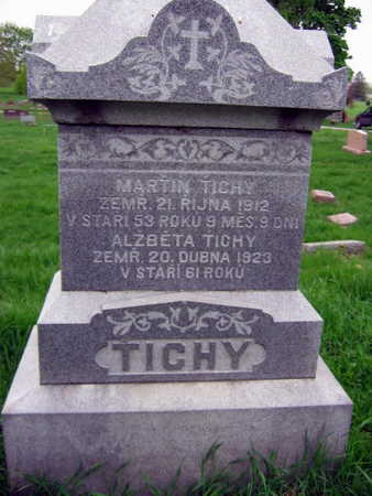 TICHY, ALZBETA - Linn County, Iowa | ALZBETA TICHY