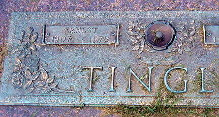 TINGLE, ERNEST - Linn County, Iowa | ERNEST TINGLE