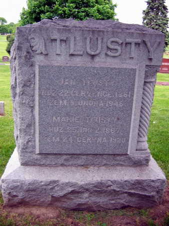 TLUSTY, MARIE - Linn County, Iowa | MARIE TLUSTY