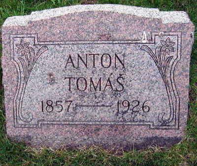 TOMAS, ANTON - Linn County, Iowa | ANTON TOMAS
