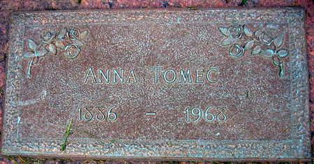 TOMEC, ANNA - Linn County, Iowa | ANNA TOMEC