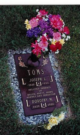 TOMS, DOROTHY MAXINE - Linn County, Iowa | DOROTHY MAXINE TOMS