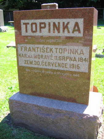 TOPINKA, FRANTISEK - Linn County, Iowa | FRANTISEK TOPINKA
