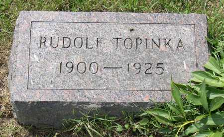 TOPINKA, RUDOLF - Linn County, Iowa | RUDOLF TOPINKA