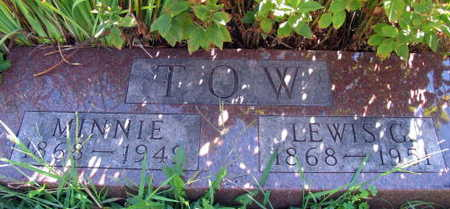 TOW, MINNIE - Linn County, Iowa | MINNIE TOW