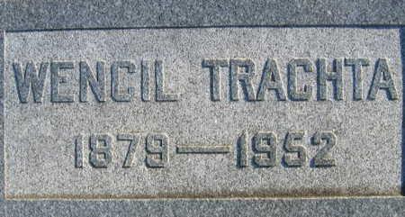 TRACHTA, WENCIL - Linn County, Iowa | WENCIL TRACHTA