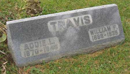 TRAVIS, WILLIAM F. - Linn County, Iowa | WILLIAM F. TRAVIS