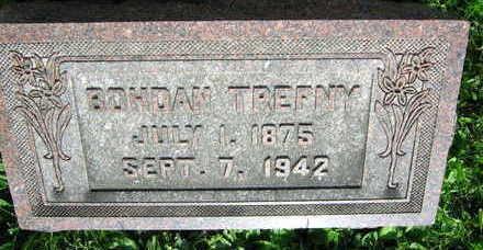 TREFNY, BOHDAN - Linn County, Iowa | BOHDAN TREFNY