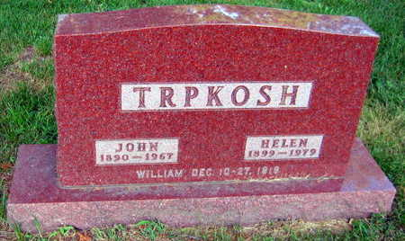 TRPKOSH, HELEN - Linn County, Iowa | HELEN TRPKOSH