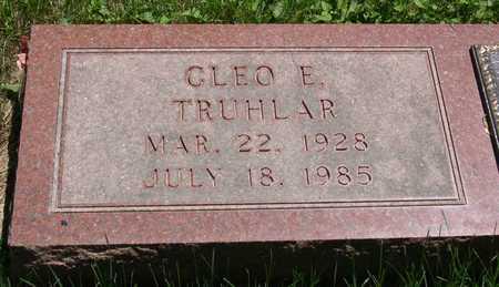 TRUHLAR, CLEO E. - Linn County, Iowa | CLEO E. TRUHLAR