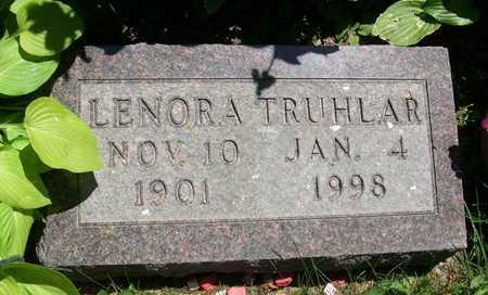 TRUHLAR, LENORA - Linn County, Iowa | LENORA TRUHLAR