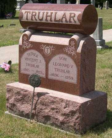 TRUHLAR, LEONARD V. - Linn County, Iowa | LEONARD V. TRUHLAR
