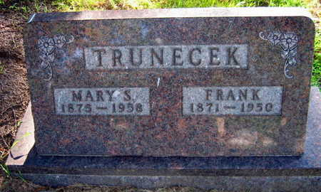 TRUNECEK, MARY S. - Linn County, Iowa | MARY S. TRUNECEK