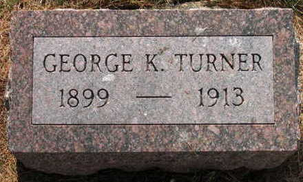 TURNER, GEORGE K. - Linn County, Iowa | GEORGE K. TURNER