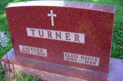 TURNER, ELSIE - Linn County, Iowa | ELSIE TURNER
