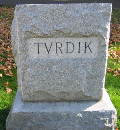 TVRDIK, FAMILY STONE - Linn County, Iowa | FAMILY STONE TVRDIK